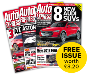 Free AutoExpress Car Magazine
