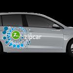 Free Zipcar £30 Driving Credit