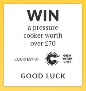 win a pressure cooker