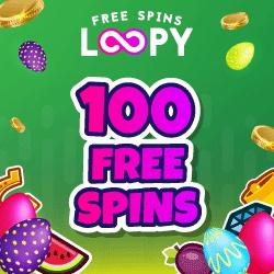 Claim 100 free spins loopy