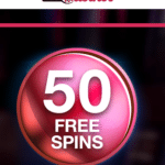 GET Your 50 FREE Spins