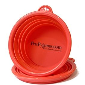 Free dog's water bowl