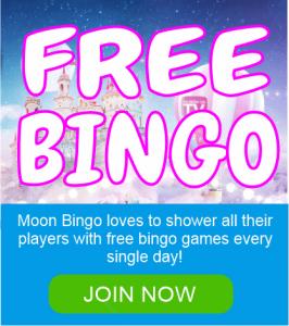 Free daily bingo games