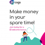 20 COGS – MAKE MONEY IN YOUR SPARE TIME