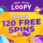 250 FREE SPINS WITH LOOPY
