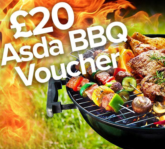 £20 ASDA BBQ Voucher Test and Keep