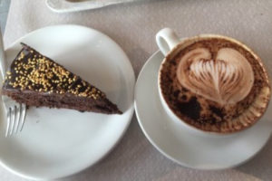 Free Hot Drink & Cake at John Lewis