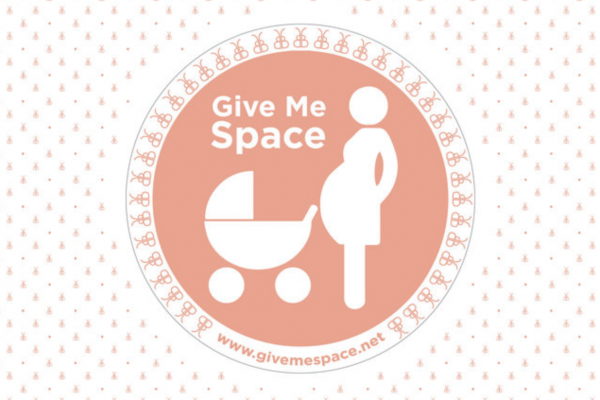 Free Parent & Child Car Sticker