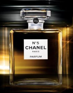 Chanel No5 perfume fragrance Test and keep