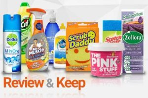 Test & Keep This Cleaning Kit