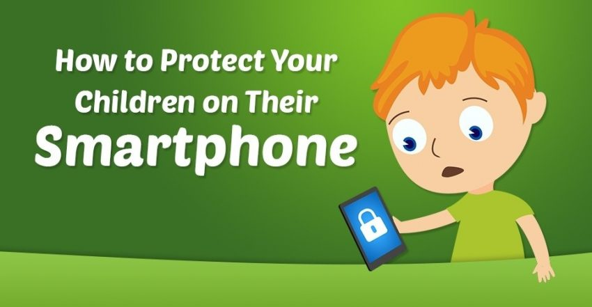 Smatphone safety for kids