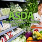 BECOME AN ASDA MYSTERY SHOPPER