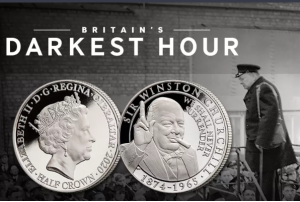 Churchill Darkest Hour Coin