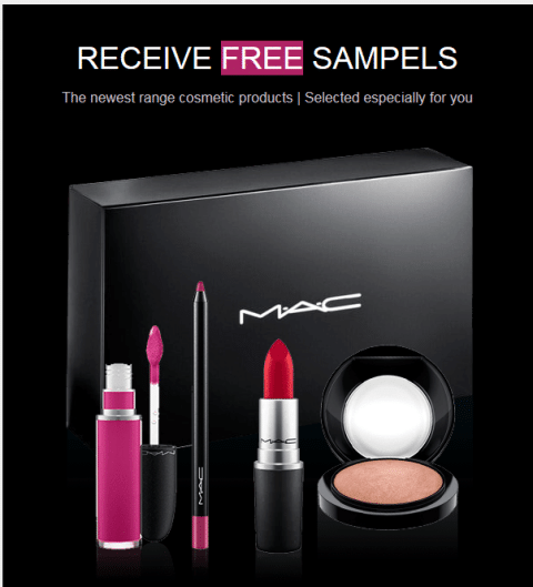 Free MAC Makeup Samples