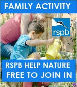 Help Nature with the RSPB