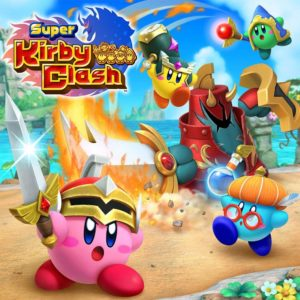 Super Kirby Clash Standard Nintendo Switch - Download Code