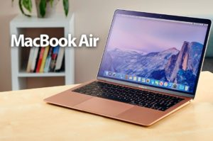 Test and keep a MacBook Air