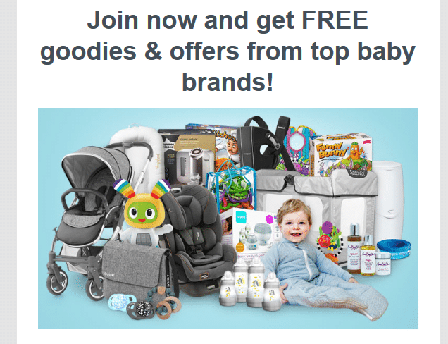 Your Baby Club win prizes