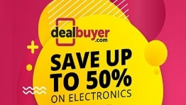 DealBuyer 50% OFF Electrical Goods Uk