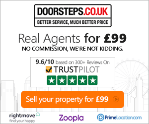 Doorsteps Online Estate Agents Bag Free Stuff