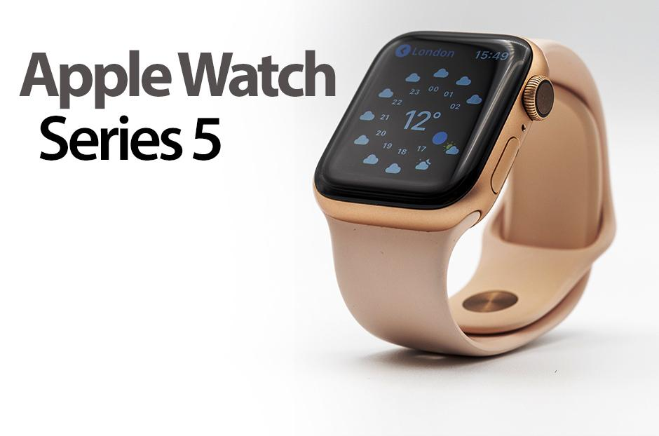 Apple Watch Series 5 FREE