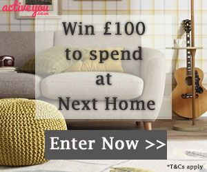 WIN £100 to spend in NEXT