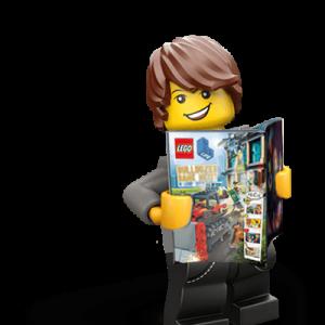 FREE LEGO Life Mazgazine