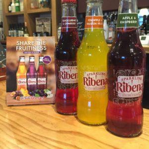Free Ribena Sparkling drinks