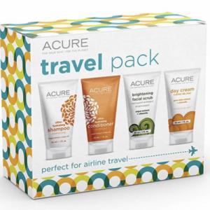 Free Skincare Travel Pack