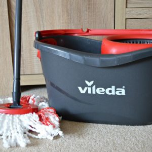 Free Vileda Turbo Mop & More