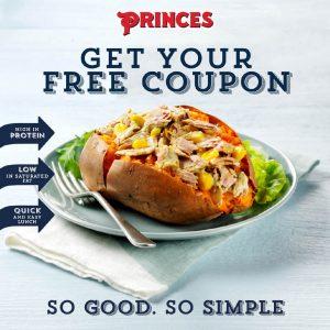 Free tuna-fillers coupon