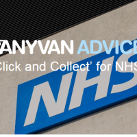 Free 'Click and Collect' for NHS Staff AnyVan