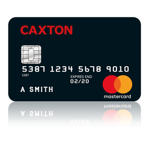 caxton currency card