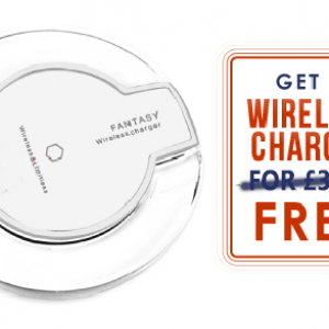 Free Wireless Charger