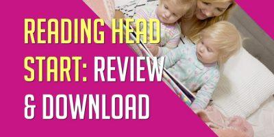 reading headstart banner
